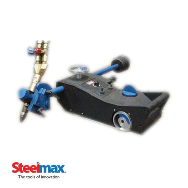 track cutting machine