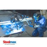 Steelmax Introduces Rail Runner II Modular Welding Carriage
