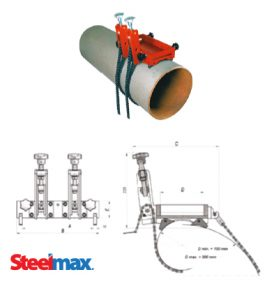 Magnetic Drill Pipe Attachments