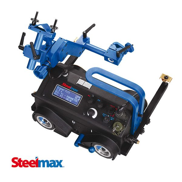 programmable welding carriage