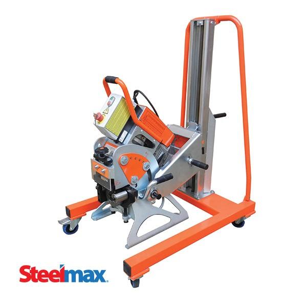 Dbm15 Double Sided Plate Beveling Machine Steelmax